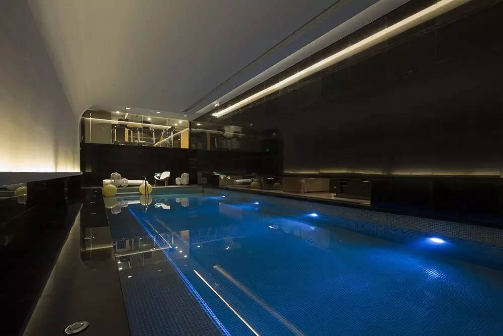 Indoor-Pool, HUI Hotel, Shenzhen, China Reise
