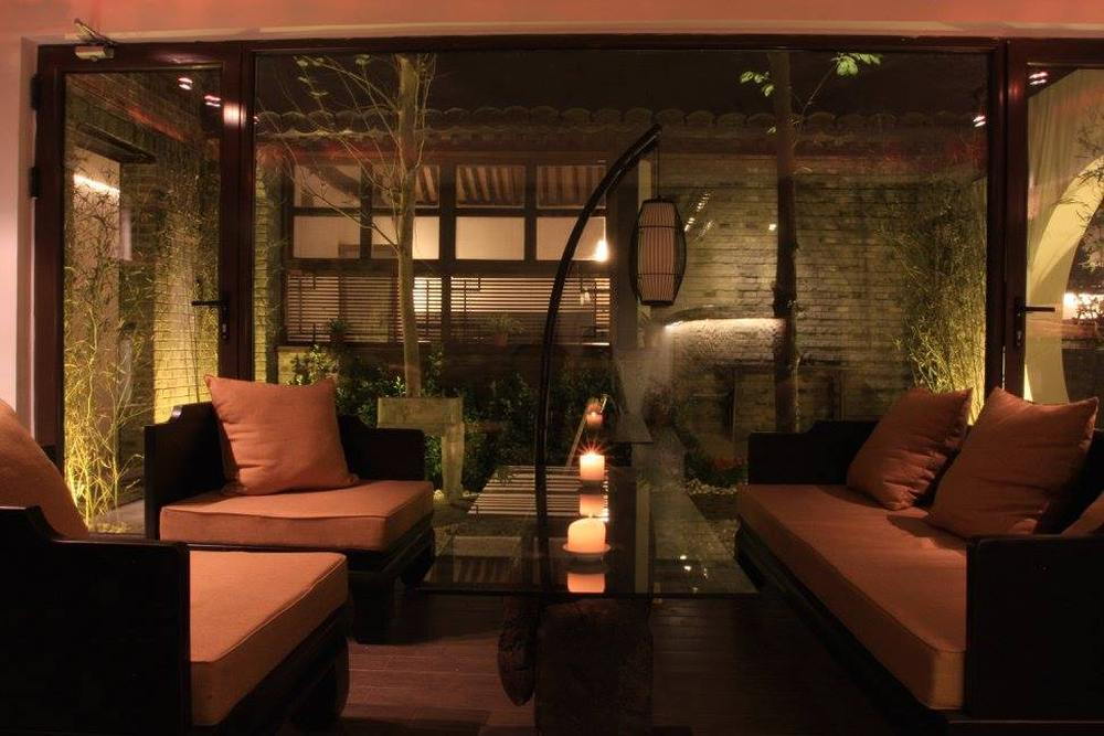 China Privatreise, The Orchid Gulong, Lounge