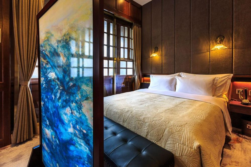 Suite, Silver Chest Boutique Hotel, Kunming, China Rundreise