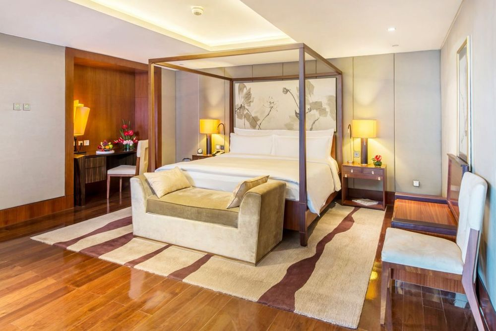 Wangfujing Suite, Regent Beijing, Peking, China Reisen