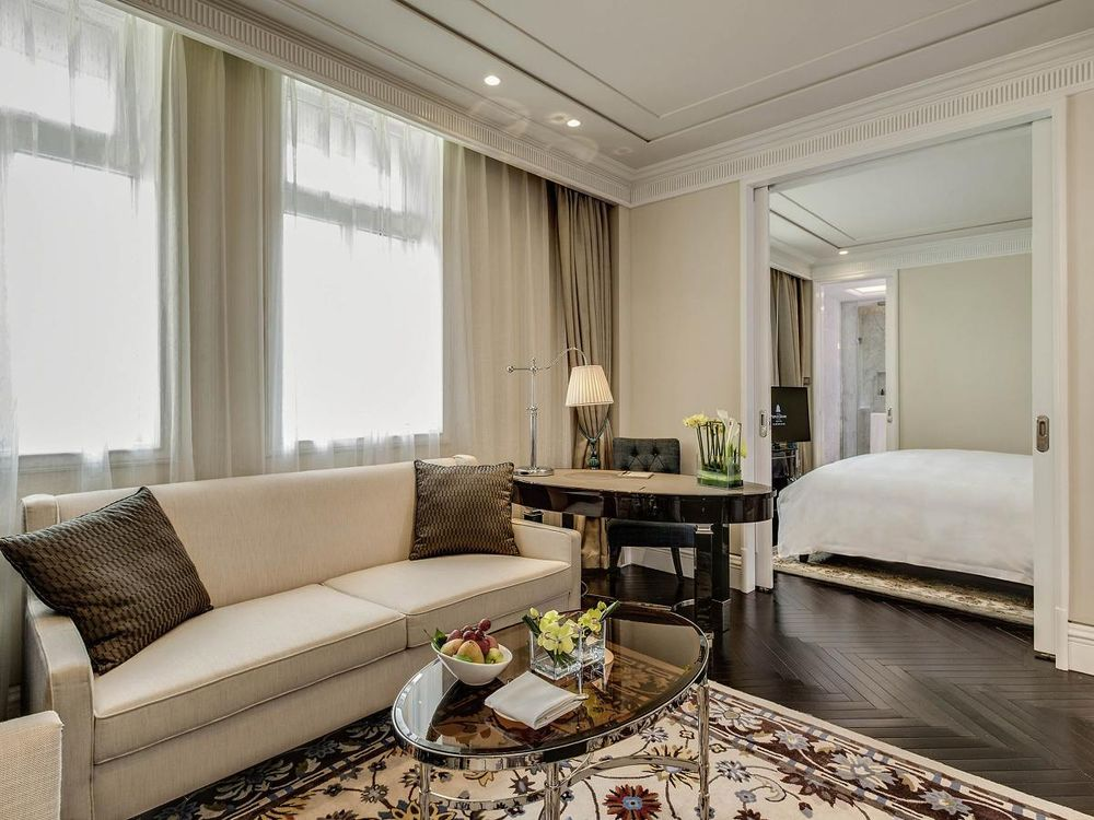 Suite, Sofitel Legend People's Grand Hotel, Xian, China Rundreise