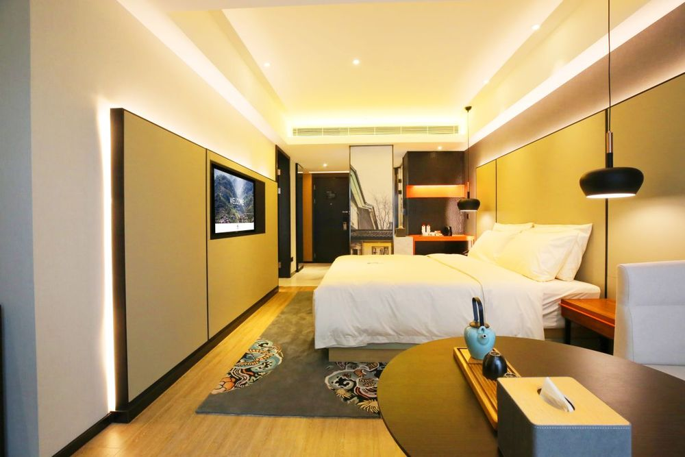 Superior Room, Atour S Tai Koo Li, Chengdu, China Reisen